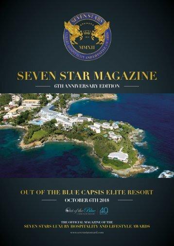 Seven Stars Magazine Gala Edition 2018