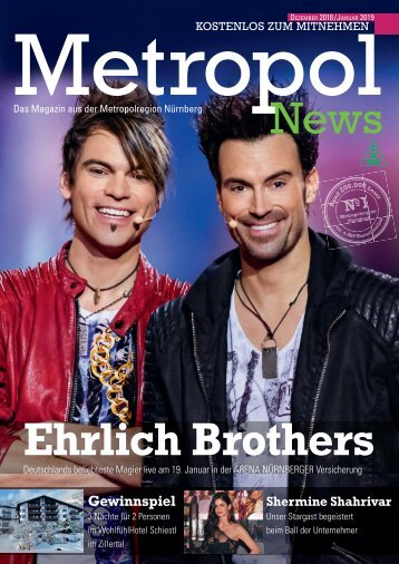 Metropol News Dezember 2018