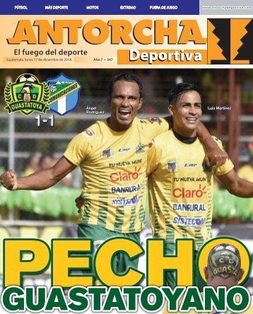 Antorcha Deportiva 347