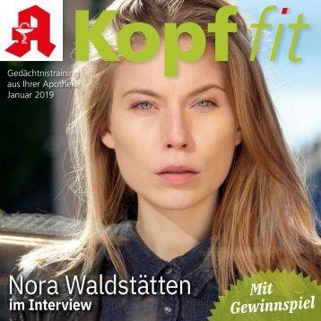 "Leseprobe ""Kopf-fit"" Januar 2019"