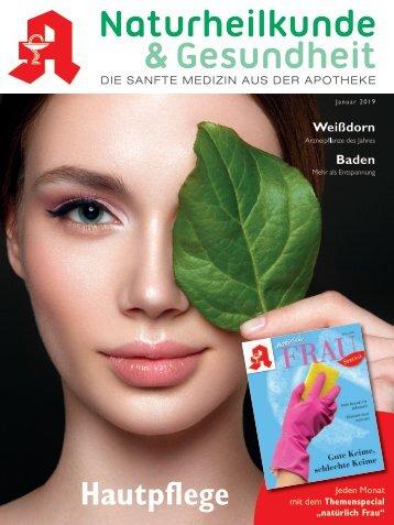 "Leseprobe ""Naturheilkunde & Gesundheit"" Januar 2019"