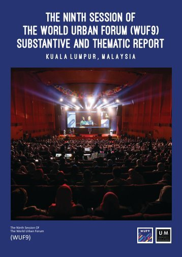 WUF9 Substantive Report