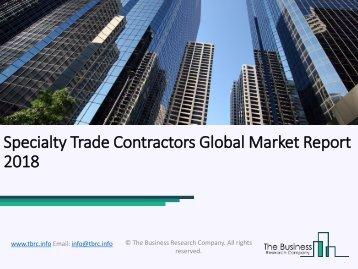 Specialty Trade Contractors Global Market