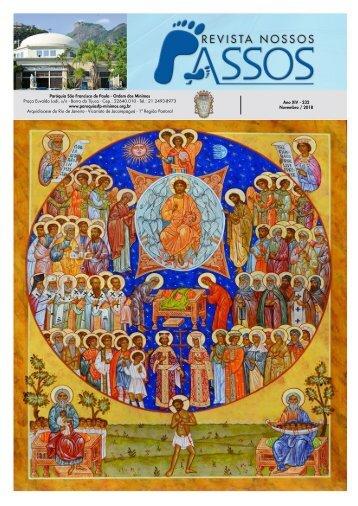 Revista Nossos passos Ed. Novembro