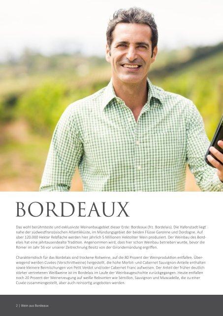 Wein aus Bordeaux