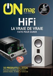 ON mag - Guide Hifi 2018