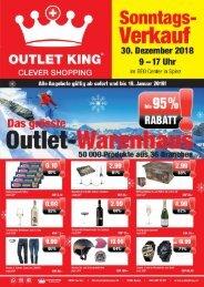 Outlet King Flyer Dezember 2018