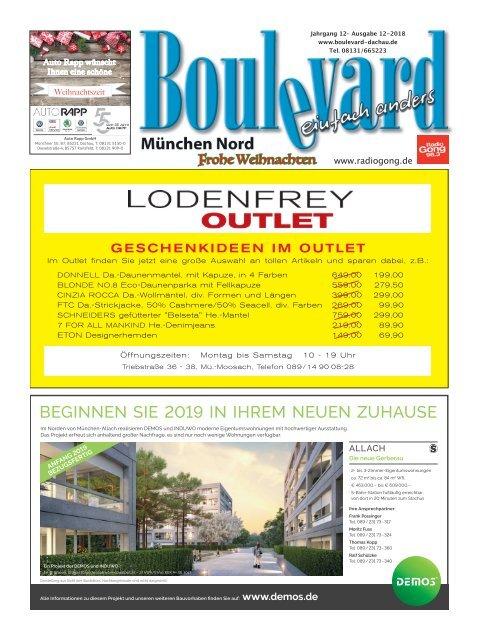 Ausgabe Dezember 2018 Boulevard München Nord