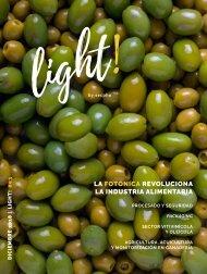 light! 003 | La fotónica revoluciona la industria alimentaria