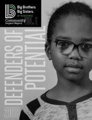 Community Impact Report - Magazine