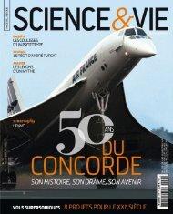 Science Vie HS 50 Ans du Concorde