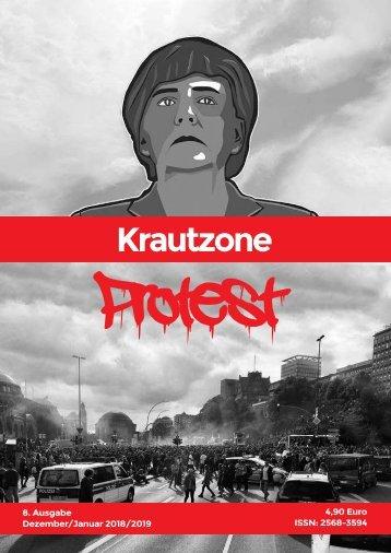 Blick ins Heft - Ausgabe 8 Protest