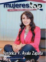 Mujeres Top Digital  Verónica V. Ayala Zapata