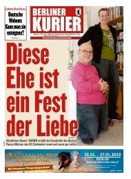 Berliner Kurier 17.12.2018