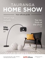 Tauranga Homeshow Magazine 2018