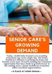 Home Healthcare Franchise - A Excellent Opportunity To Grow Business