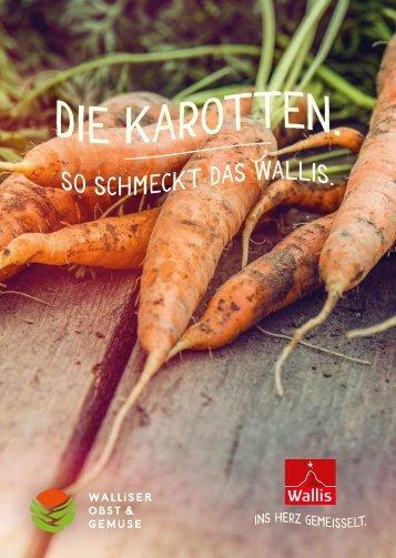 Die Karotten - So schmeck das Wallis