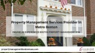 Property Management Services Provider In Metro Boston – Harvest Properties