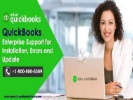 QuickBooks Enterprise Installation - Getting Started Guide