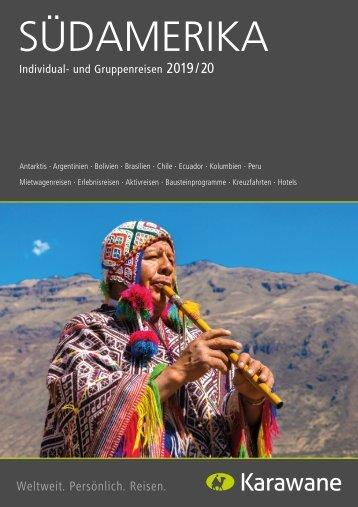 2019-Südamerika-Katalog