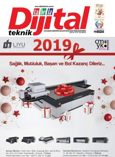 Dijital Teknik Aralık 2018