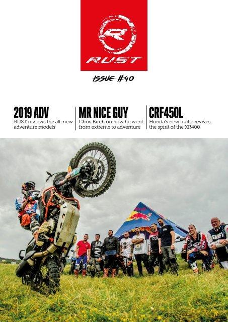 RUST magazine: RUST#40