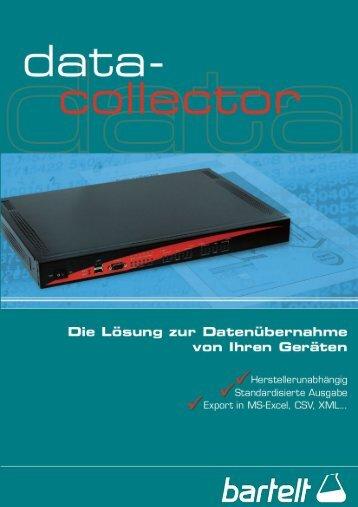 Bartelt data-collector
