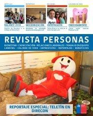 Revista Personas Noviembre 2018