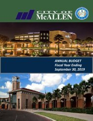 Adopted Budget FY 2018-2019