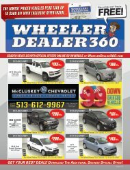 Wheeler Dealer 360 Issue 51, 2018