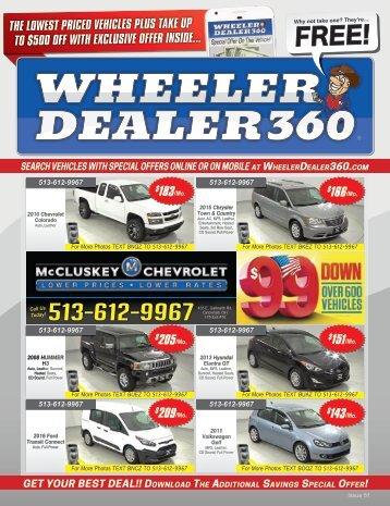 Wheeler Dealer 360 Issue 51, 2018