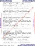 CHUYÊN ĐỀ BÀI TẬP VỀ AMIN - AMINOAXIT PEPTIT - POLIME CÓ ĐÁP ÁN - Page 2