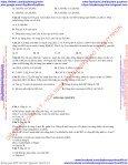 CHUYÊN ĐỀ BÀI TẬP VỀ AMIN - AMINOAXIT PEPTIT - POLIME CÓ ĐÁP ÁN - Page 3