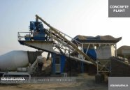Portable concrete mixing plants - Atlas Industries
