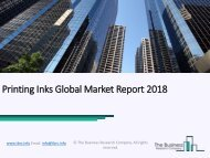 Printing Inks Global Market Report