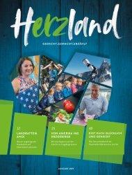 Herzland - Gedacht.Gemacht.Erzählt | Ausgabe 2019