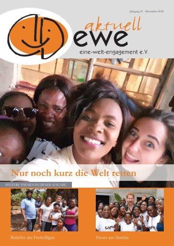 ewe-aktuell 4/2018