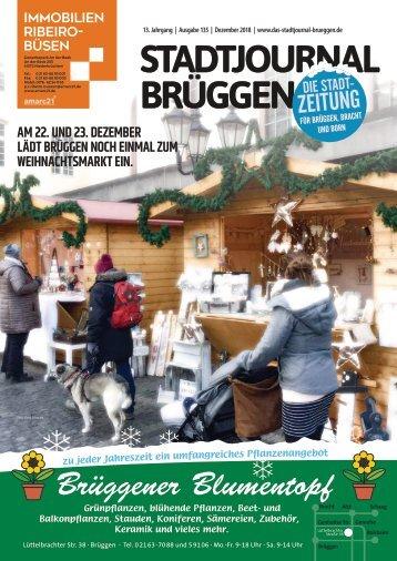 Stadtjournal Brüggen Dezember 2018
