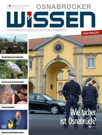 Nr. 23 (IV-2018) - Osnabrücker Wissen