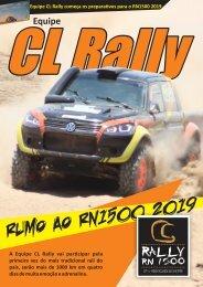 Projeto CL Rally Finalizado