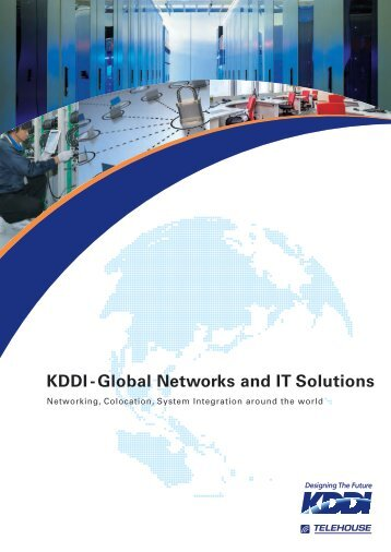 KDDI-Global Networks and IT Solutions