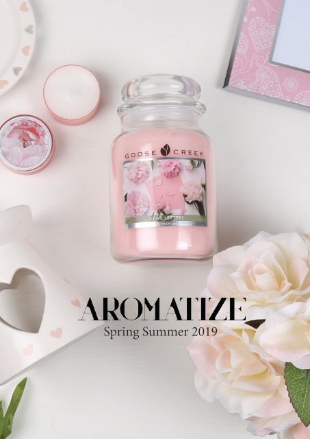 AROMATIZE BINDER PAGES for link only