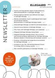 Ellegaard_Göttingen_Minipigs_Newsletter 53