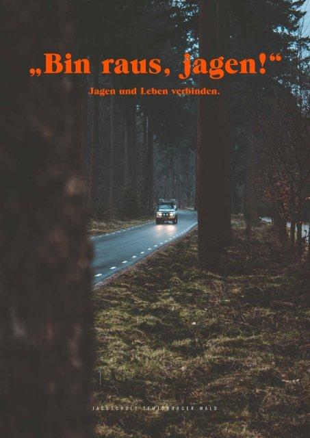 Jagdschule Teutoburger Wald 01/2019