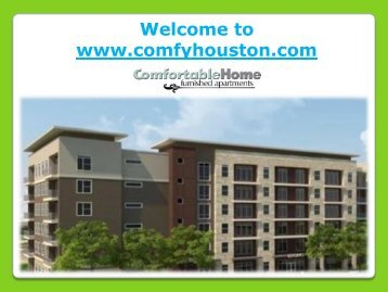 Houston Furnished Apartments for Rent