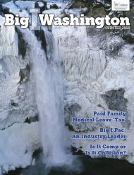 The Big I Washington Winter 2018