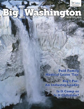 The Big I Washington Winter 2018