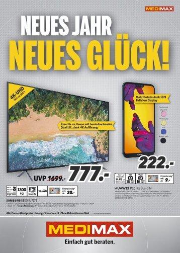 Medimax Lichtenau - 29.12.2018