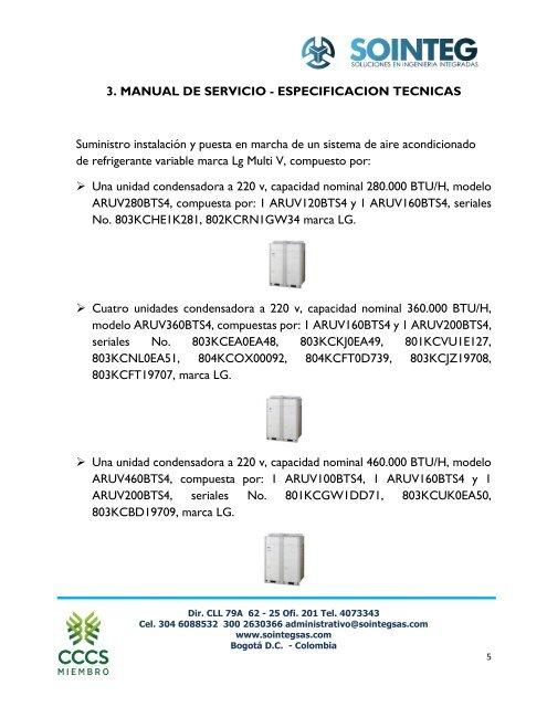 3  MANUAL DE SERVICIO - E
