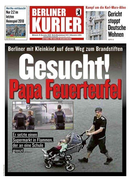 Berliner Kurier 19.12.2018